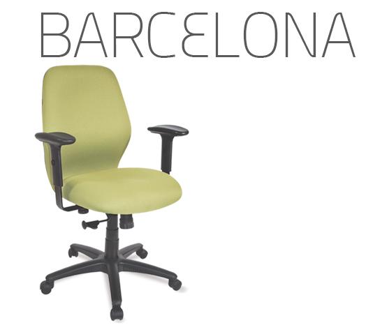Sillas de oficina en barcelona cheap silla de oficina ari - Sillas de oficina barcelona ...