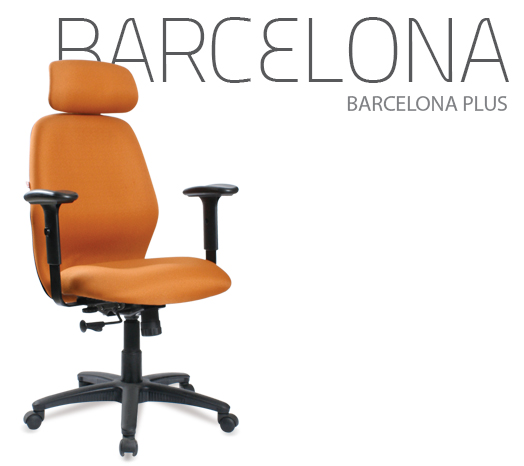 Sillas de oficina en barcelona simple inuoffice empresa - Sillas de oficina barcelona ...